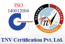ISO 140012004 Certification